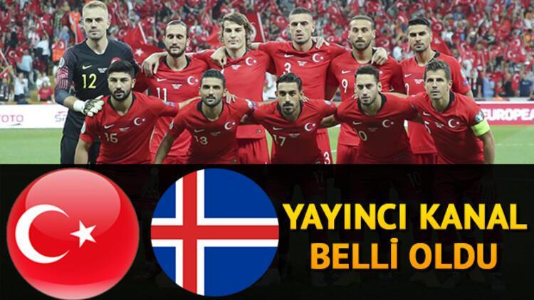 Türkiye İzlanda milli maçı ne zaman? Milli maç saat kaçta ve hangi kanalda?