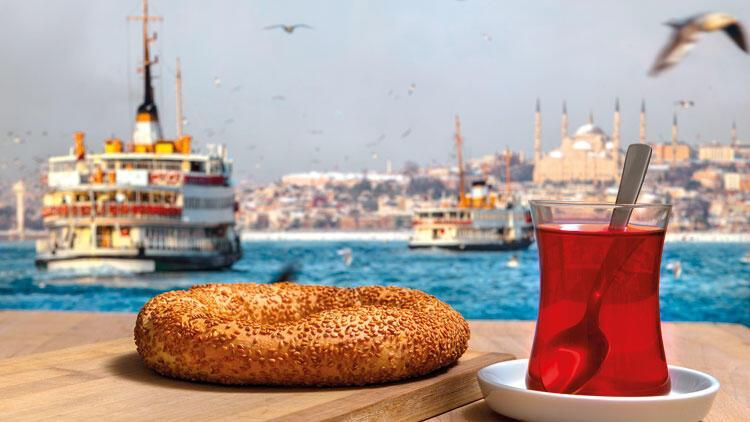 İste İstanbul'un çay tarifesi