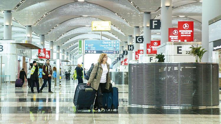 Megakentten 88 milyon yolcu geçti