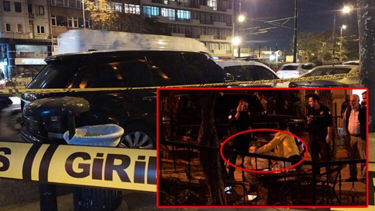 İstanbul'da otelin kafesinde kanlı infaz