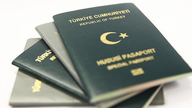 Yeşil pasaport için ihracat limiti 500 bin dolara düştü