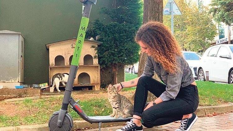 Elektrikli scooter'ı Türkiye'ye yayacak