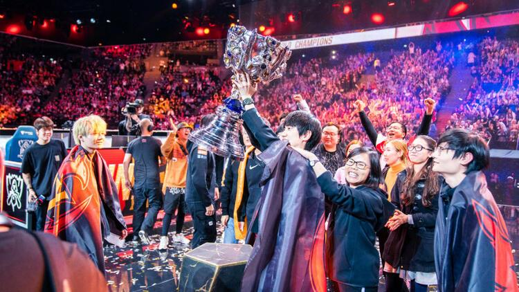 League of Legends Dünya Şampiyonu belli oldu