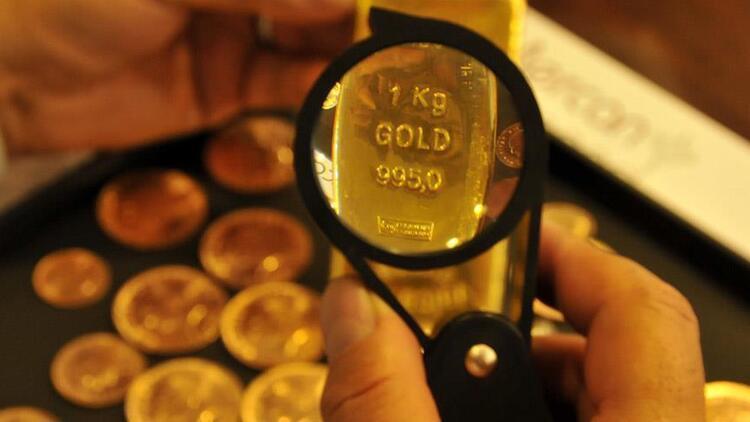 Altın ithalatı ekimde arttı
