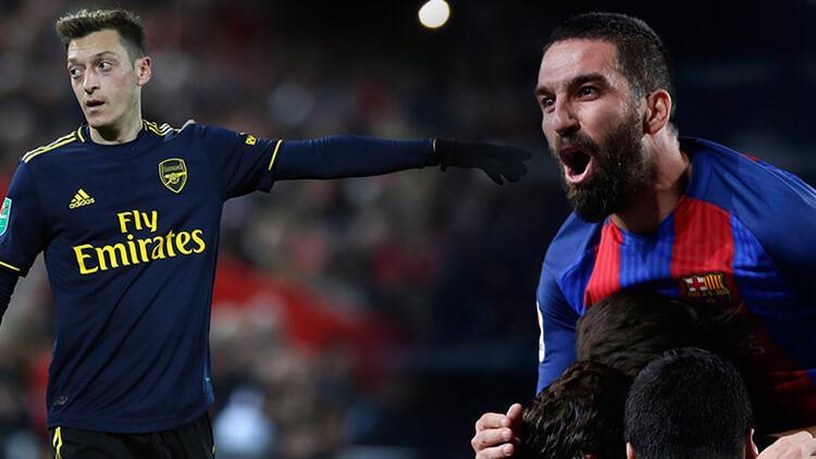 Arsenaldan Luis Enriqueye markaj