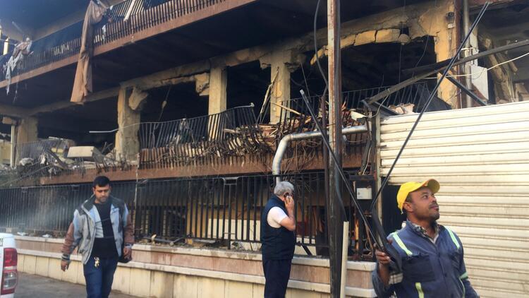 İsrail, İslami Cihad Hareketi yetkililerinden Accuri'nin Şam'daki evini hedef aldı