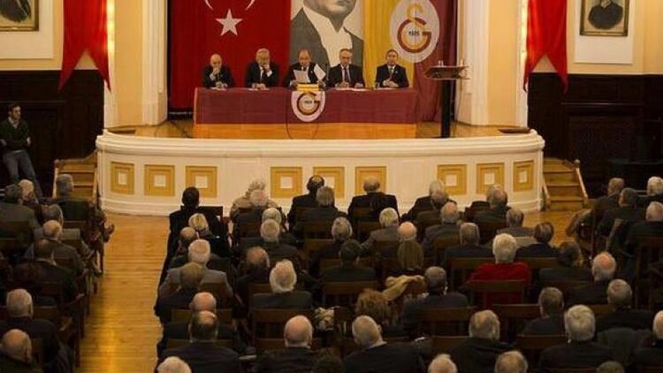 Galatasaray Kulübünde divan kurulu toplantısı yarın yapılacak