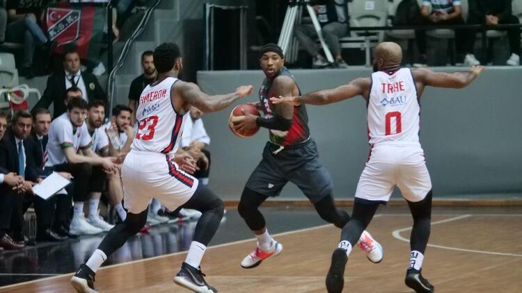 Pınar Karşıyaka, FIBA Avrupa Kupası'nda Spirou Basket'i ağırlayacak
