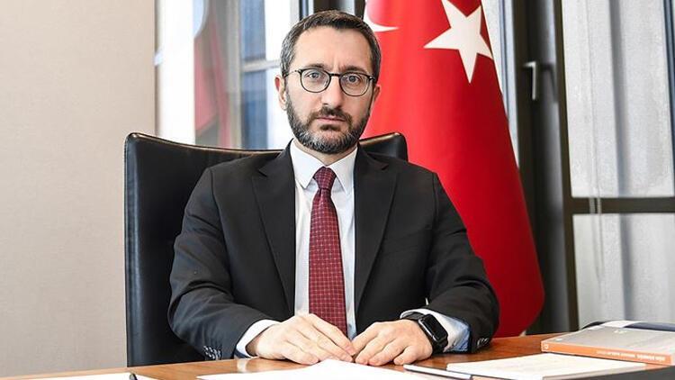 İletişim Başkanı Altun: FETÖ konusunda Türk kamuoyu öfkelidir