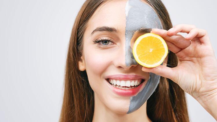 Cilt Lekeleri İçin Limon Maskesi Tarifi