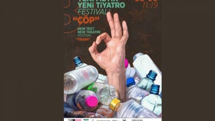8.Yeni Metin Yeni Tiyatro Festivali başlıyor
