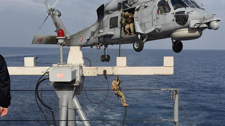 """MSB: """"Doğu Akdeniz'de tatbikat devam ediyor"""""""