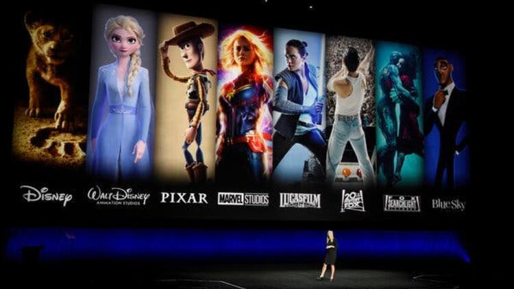 Disney Plus yayın hayatına resmen başladı