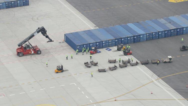 İstanbul Havalimanı'na taşınma belgesel oldu