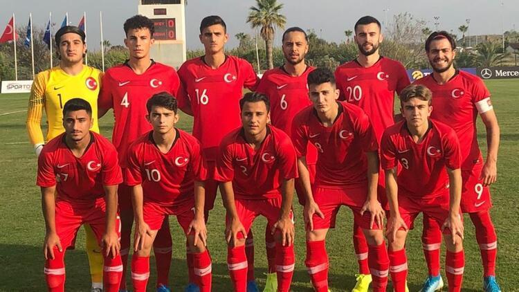 Türkiye 4-1 Ermenistan