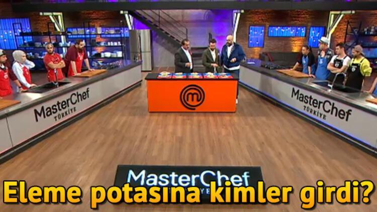 MasterChef'in son bölümünde eleme adayları kimler oldu? Dokunulmazlık oyununu hangi takım kazandı? (13 Kasım)