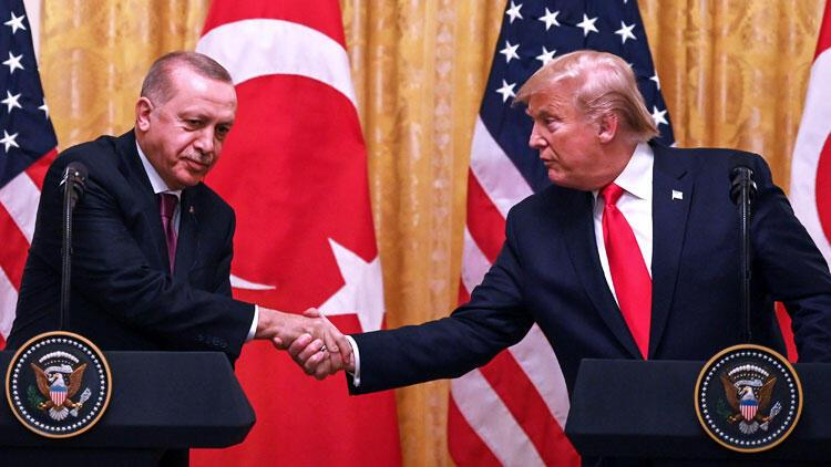 Son dakika... Cumhurbaşkanı Erdoğan: Mektupları Trump'a takdim ettim