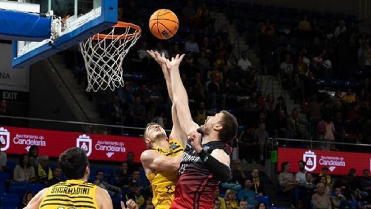 Iberostar: 69 - Gaziantep Basketbol: 67