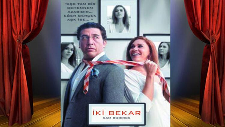 Kadıköy Duru Tiyatro'da, Sahnede 'İki Bekar' Var!