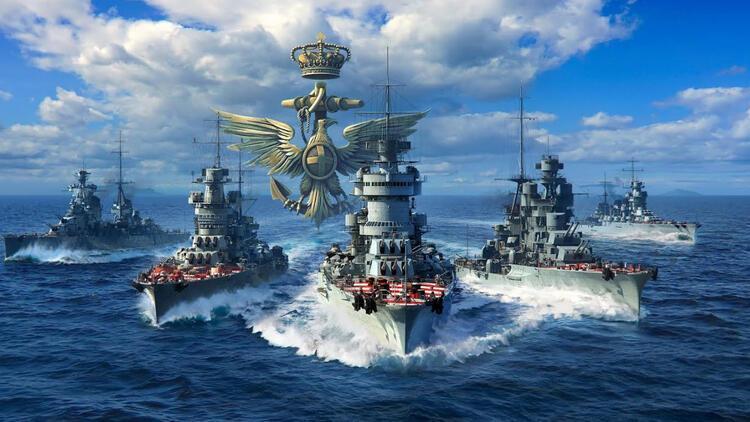 World of Warships'e yeni güncelleme geldi