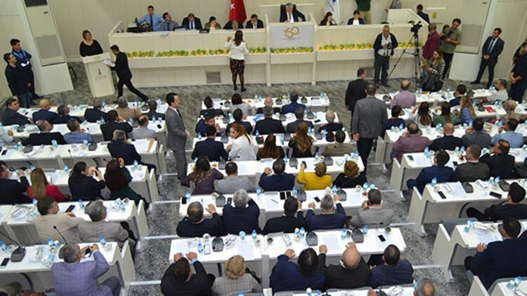 İstanbul'daki arsa İzmir Büyükşehir Belediye Meclisi'nde tartışma çıkarttı