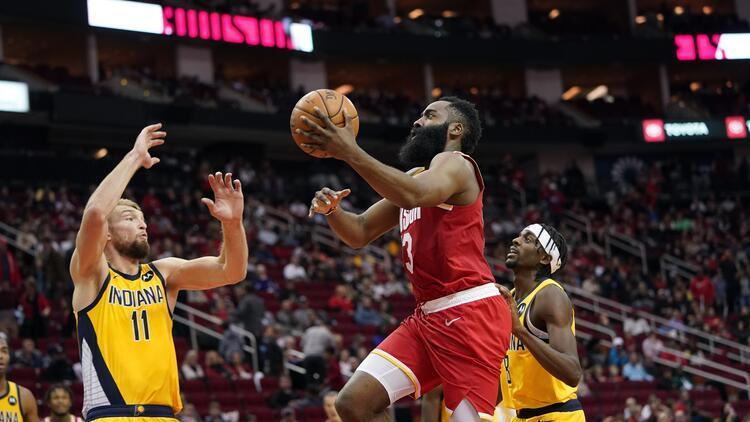 NBA'de gecenin sonuçları | Harden şov yaptı, Rockets yine kazandı!