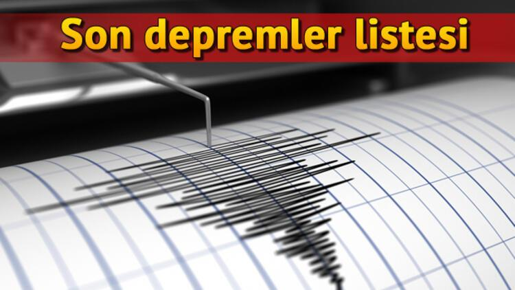 16 Kasım Kandilli Rasathanesi son depremler listesi | Nerede deprem oldu?