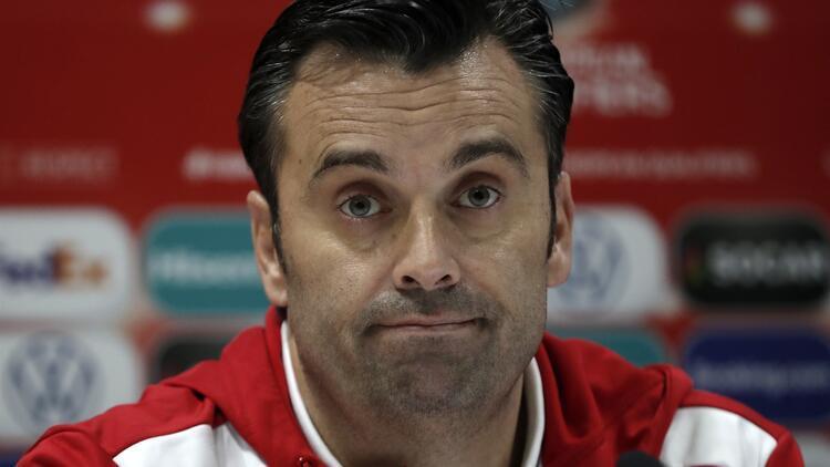 """Jesus Alvarez: """"Türk futbolcuların hepsi kaliteli"""""""