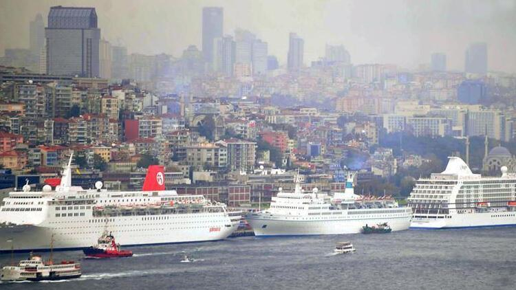 Galataport, İstanbul'un kruvaziyer turist sayısını 20 binden 1,5 milyona çıkaracak