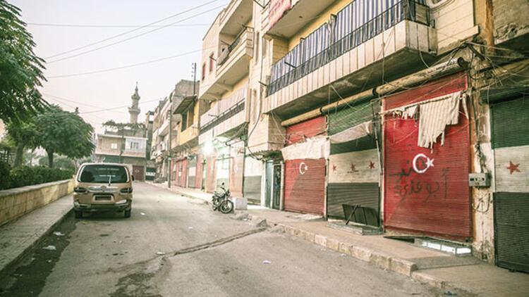 İşte yeni Afrin