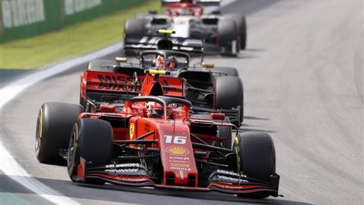 Formula 1'de Ferrari Vettel Leclerc kazasının şokunu yaşıyor!