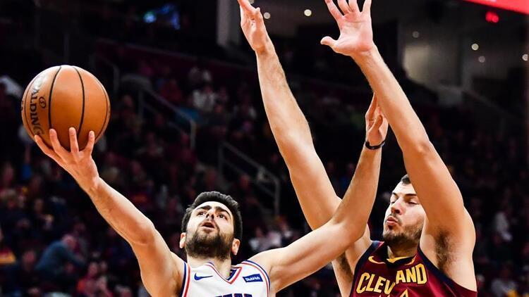NBA'de gecenin sonuçları | 76ers, Cavaliers'ı mağlup etti!
