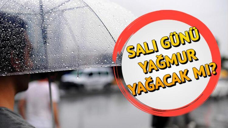 Yarın hava nasıl olacak, yağmur yağacak mı? 19 Kasım Salı Türkiye geneli hava durumu