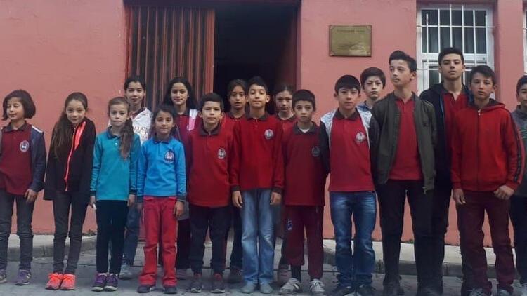 Trabzonlu çocuklar TSYD ile güldü
