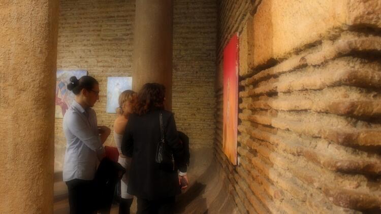 'Sanat ve Tarih Buluşması' 6 Aralık'a kadar devam ediyor