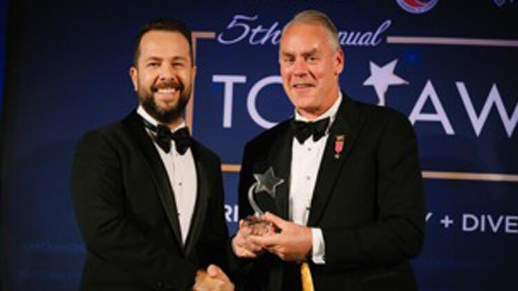 Türk Dizi ve Film İhracatı Amerika Ticaret Odası'nda Ödüllendirildi