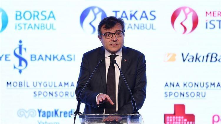 Türkiye Sermaye Piyasaları Kongresi başladı