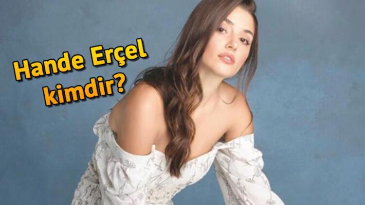 Hande Erçel kimdir hangi dizilerde oynadı? İşte Azize'nin başrol oyuncusu Hande Erçel'in hayatı