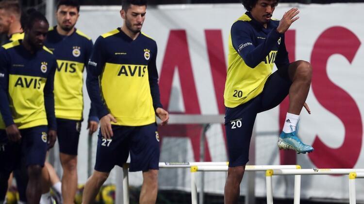 Fenerbahçe, Yeni Malatyaspor maçına hazırlanıyor