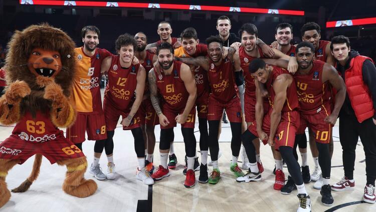 Galatasaray Doğa Sigorta'dan müthiş geri dönüş
