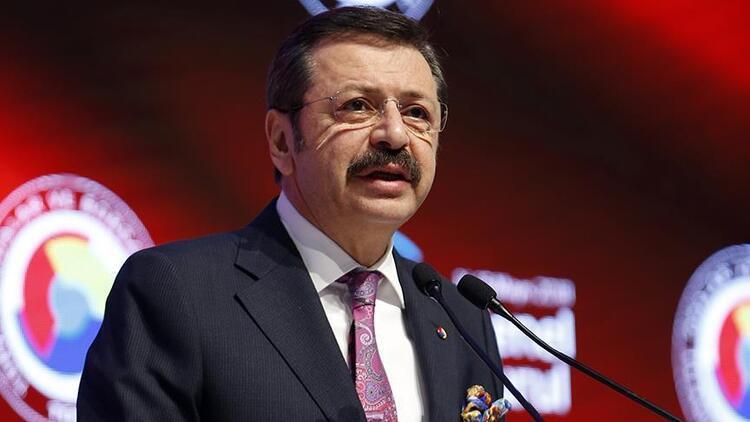 TOBB Başkanı Hisarcıkoğlu: Milletlerin gücü girişimci gücüyle ölçülüyor
