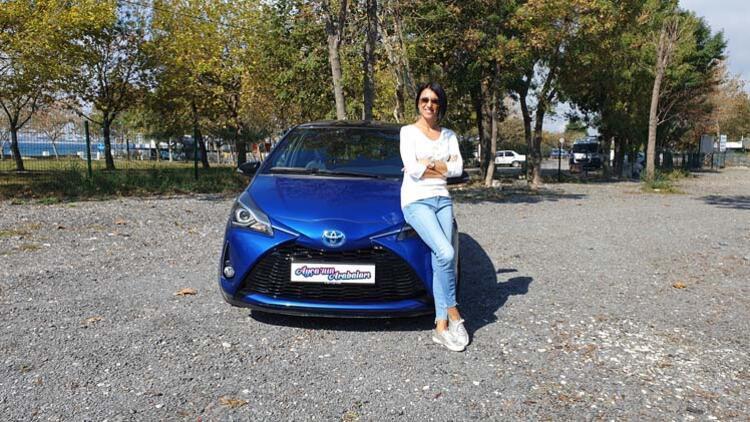 Çevreci ve Hibrit: Toyota Yaris