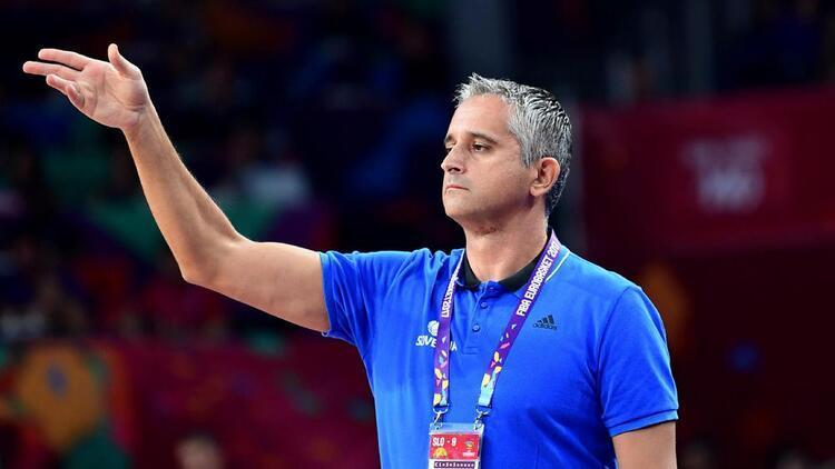 Zeljko Obradovic'in eski yardımcısı Igor Kokoskov, Sırbistan'ın yeni koçu oldu!