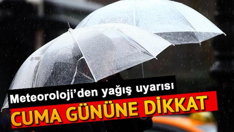 Perşembe günü hava nasıl olacak? 21 Kasım Türkiye geneli il il hava durumu tahminleri