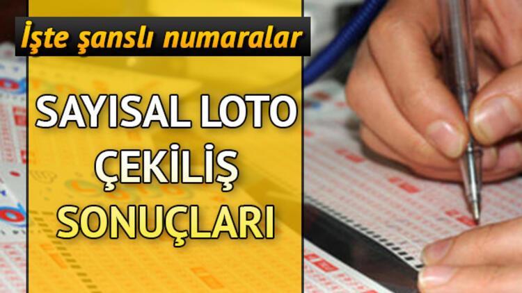 Sayısal Loto çekilişinde 3 milyon TL devretti... MPİ 20 Kasım Sayısal Loto çekiliş sonuçları sorgulama