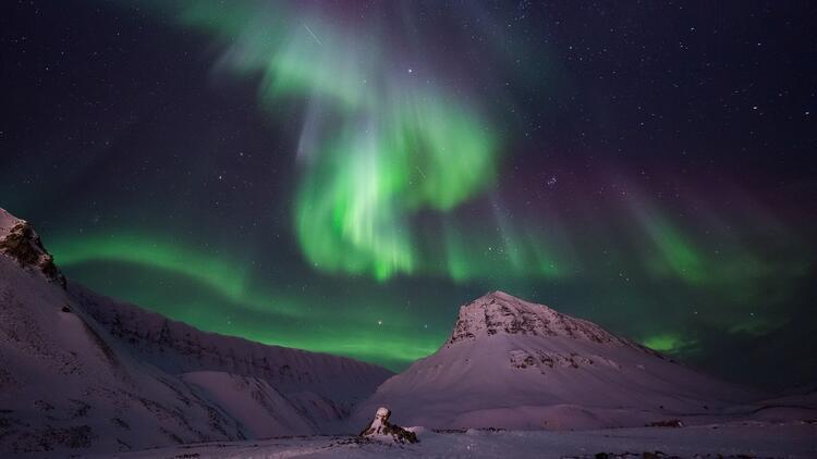 Kuzey Işıkları için en iyi rota neresi?