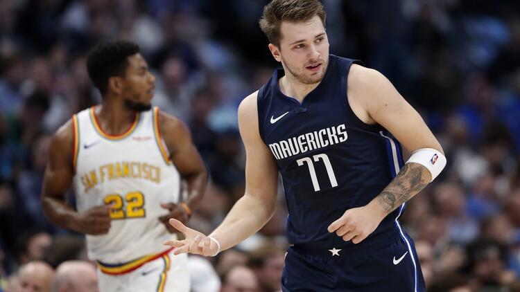 NBA'de gecenin sonuçları | Luka Doncic tarihe geçti!