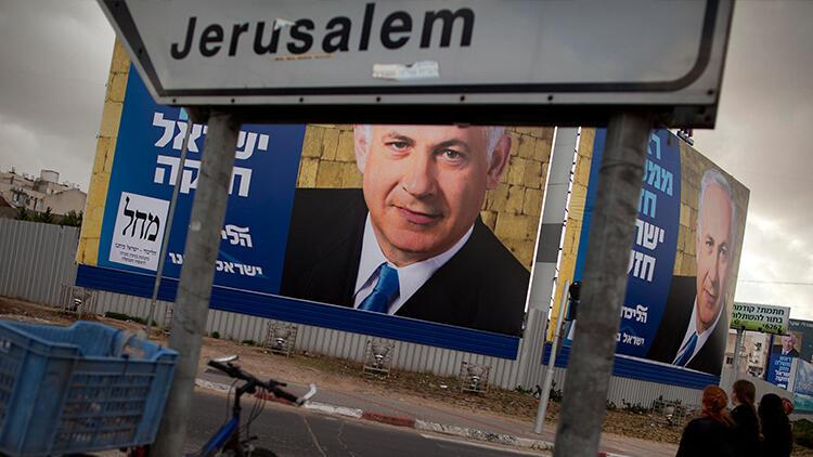 İsrail'de bir yıl içinde 3. kez seçim kapıda