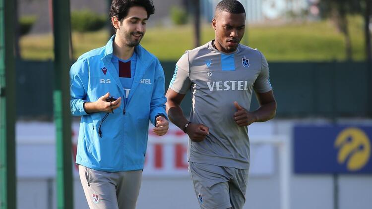 Trabzonspor 4 eksikle çalıştı! Sturridge...