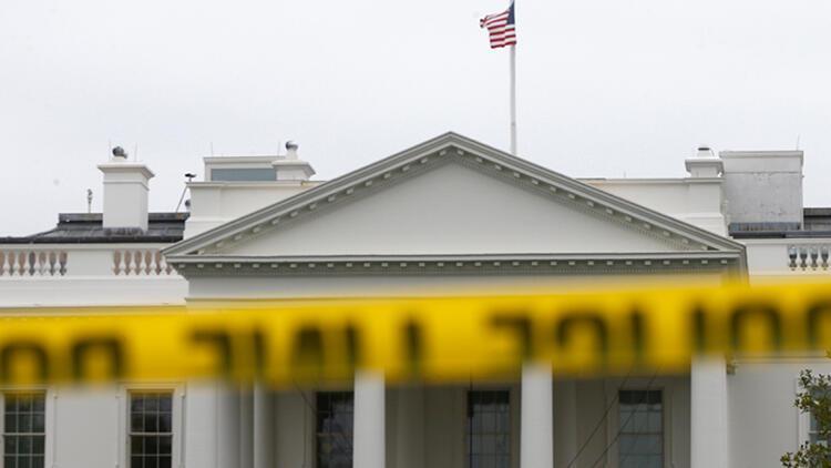 Son dakika... Beyaz Saray'da şüpheli araç alarmı